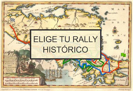 La Carrera Panamericana Rally Historico Centroamerica