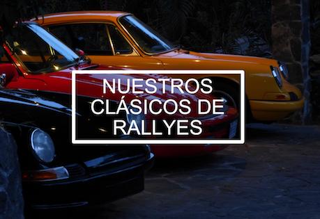 Nuestros Clasicos de Rallyes Centroamerica