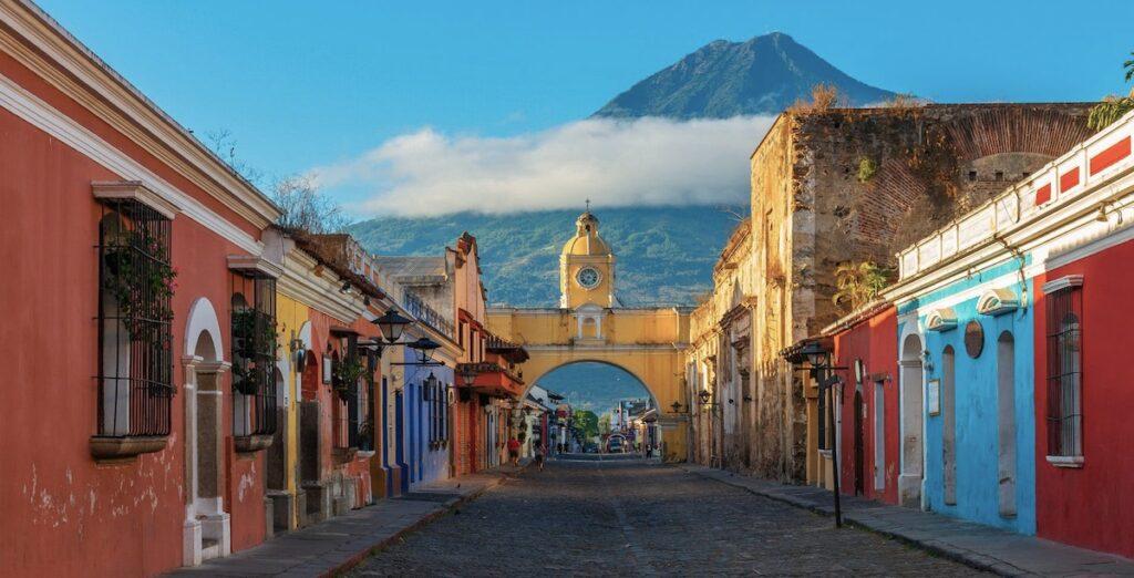 Antigua Guatemala Gran Tour Vintage