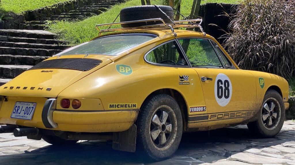 Equis Rallyes Porsche 911 Rally